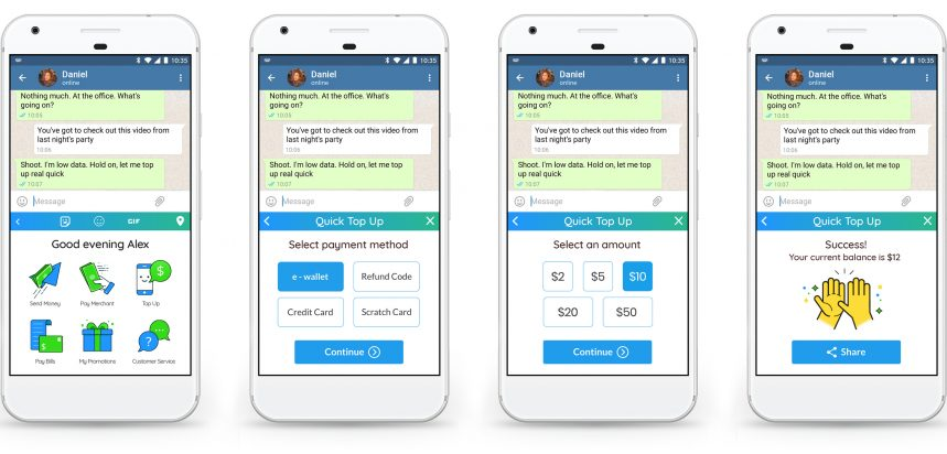 Drive engagement and top-up revenue with PayKey's Social